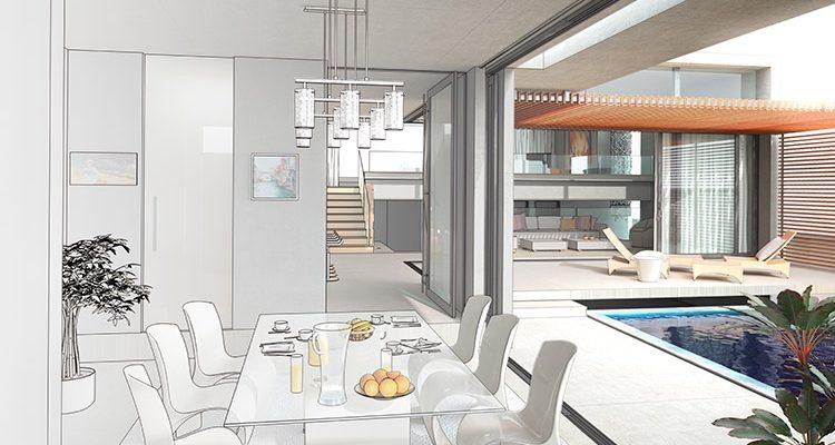 Dise o de interiores o arquitectura de interiores mecate - Arquitectura en diseno de interiores ...