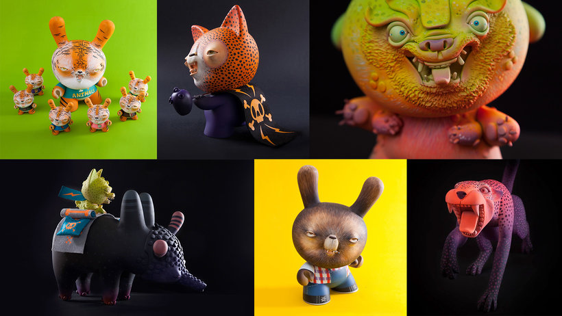 Taller de Art Toys con Mr Mitote